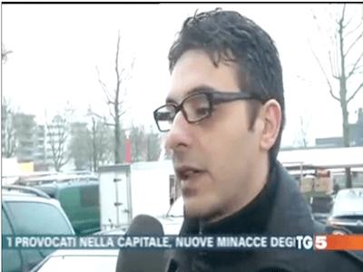 tg5 mediaset intervista