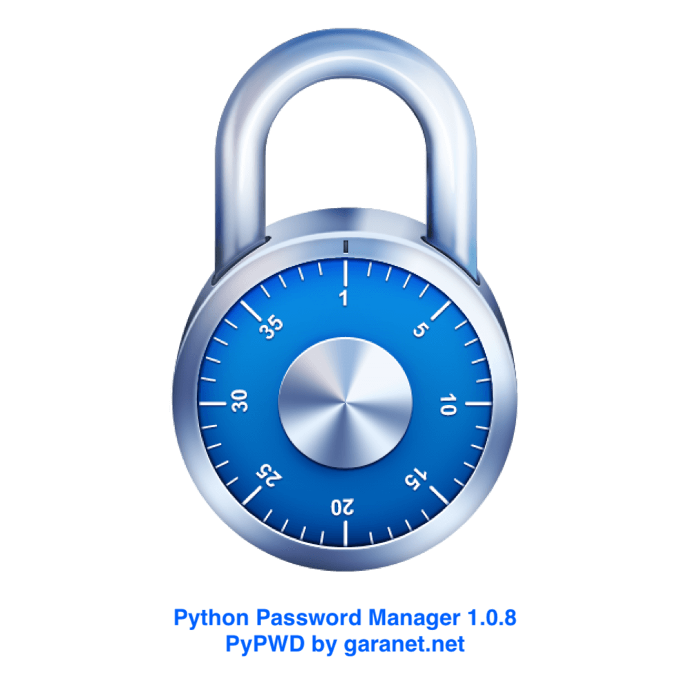 Python Password Manager